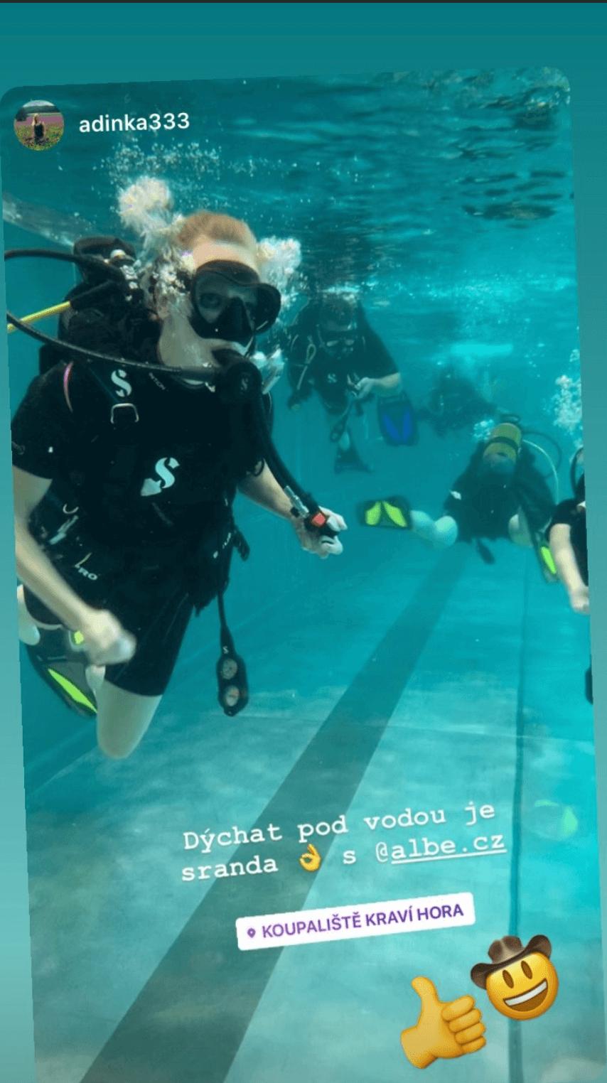 ALBE - Centrum potápění Brno |